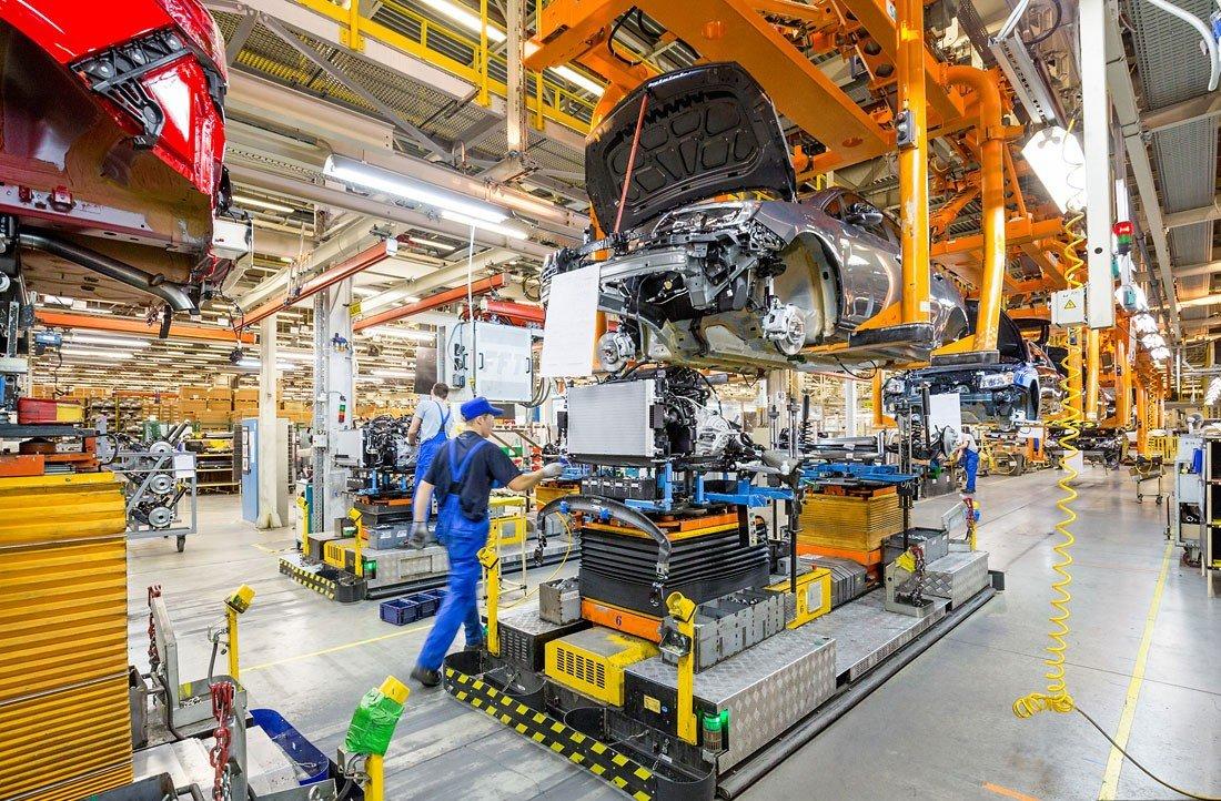 проектирование машиностроительных заводов