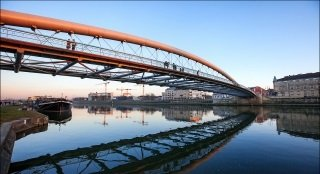 Мосты пешеходные
