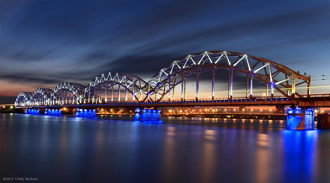 проектирование металлического моста