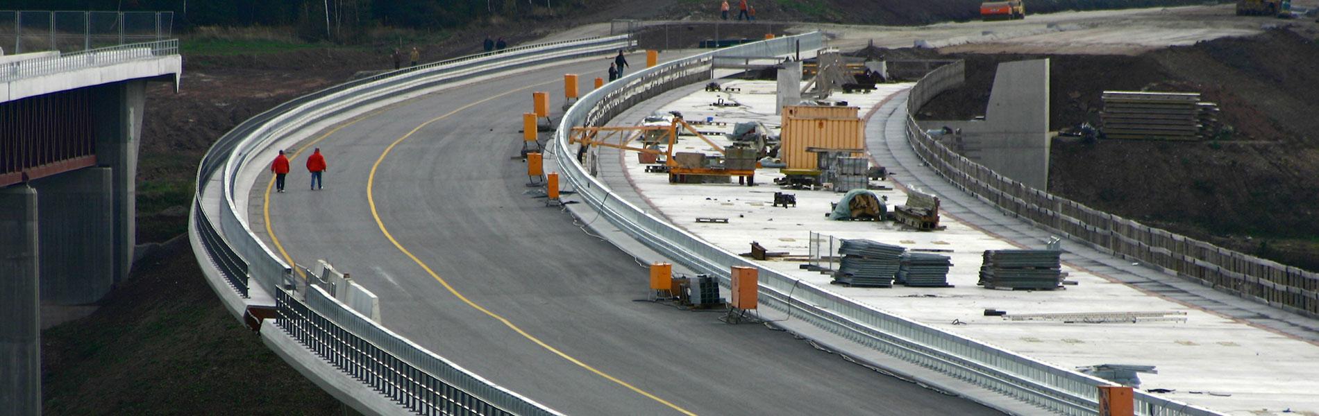 ремонт и реконструкция транспортных дорог