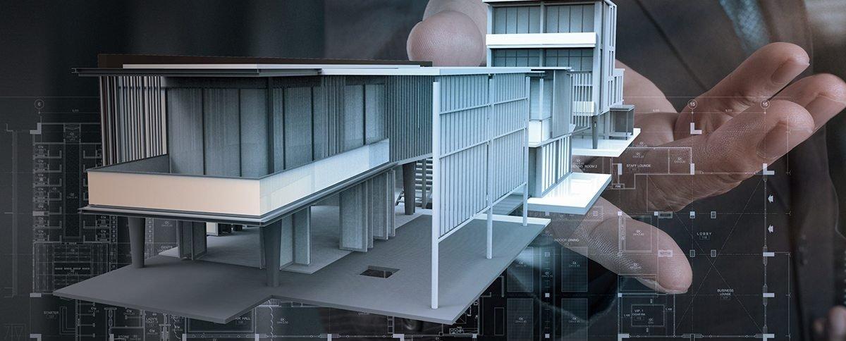 3d проектирование BIM технологии