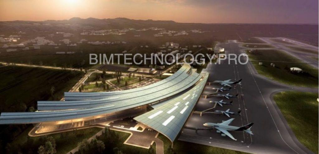 проектирование аэропорта