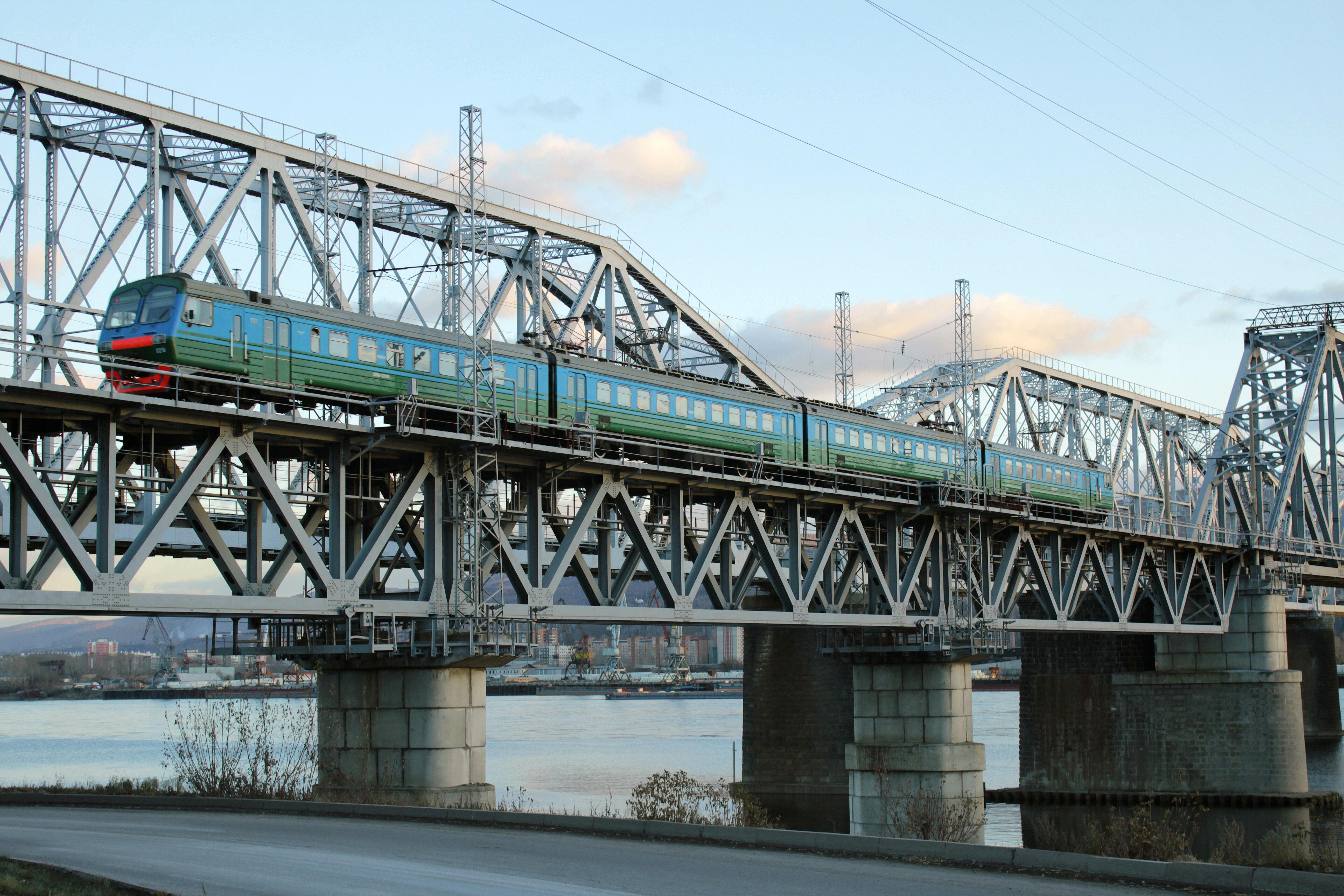 проектирование железнодорожных мостов