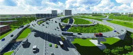 Проектирование реконструкции дорог