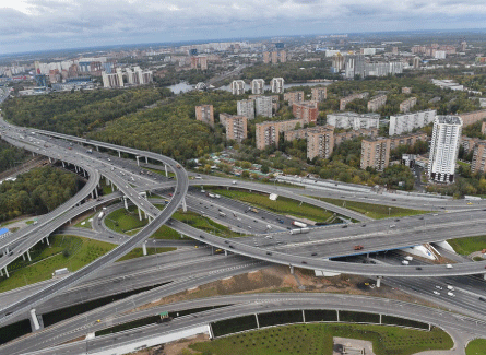 Сложное дорожное проектирование